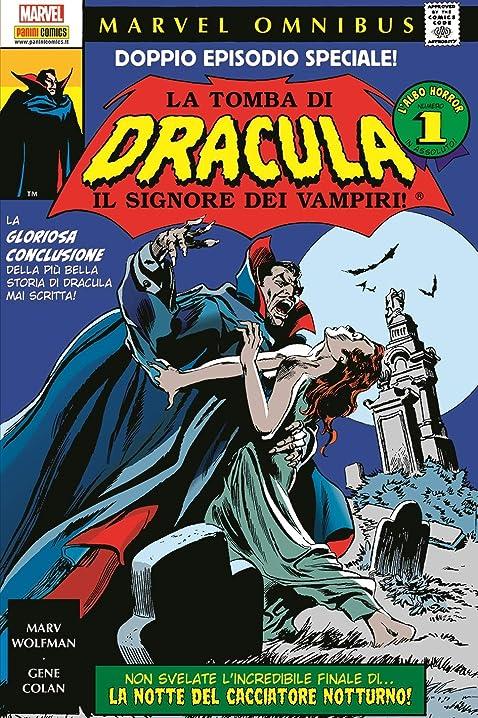 La tomba di dracula (vol. 2) (italiano) copertina flessibile panini 978-8891246936