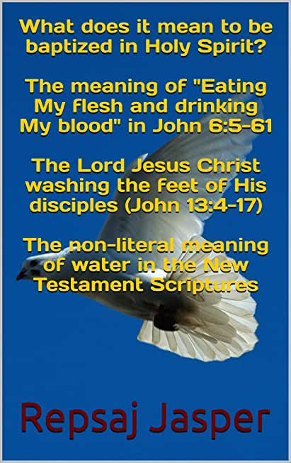What does it mean to be baptized in Holy Spirit? The meaning of (English Edition)