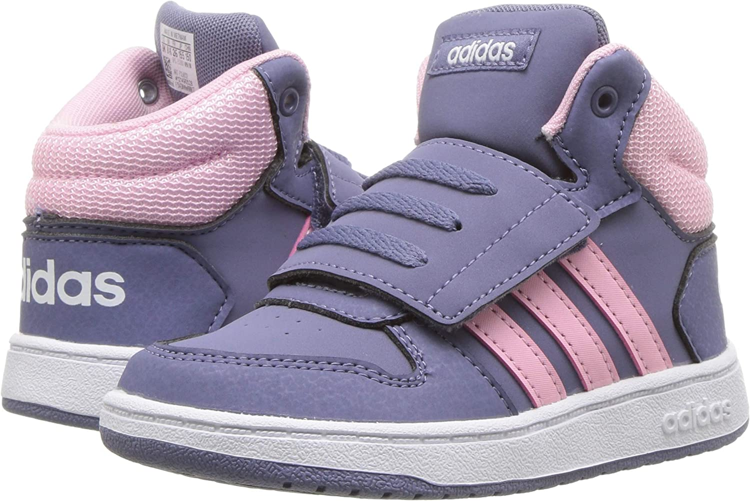 Toddlers Basketball adidas Hoops Mid 2.0 Shoe