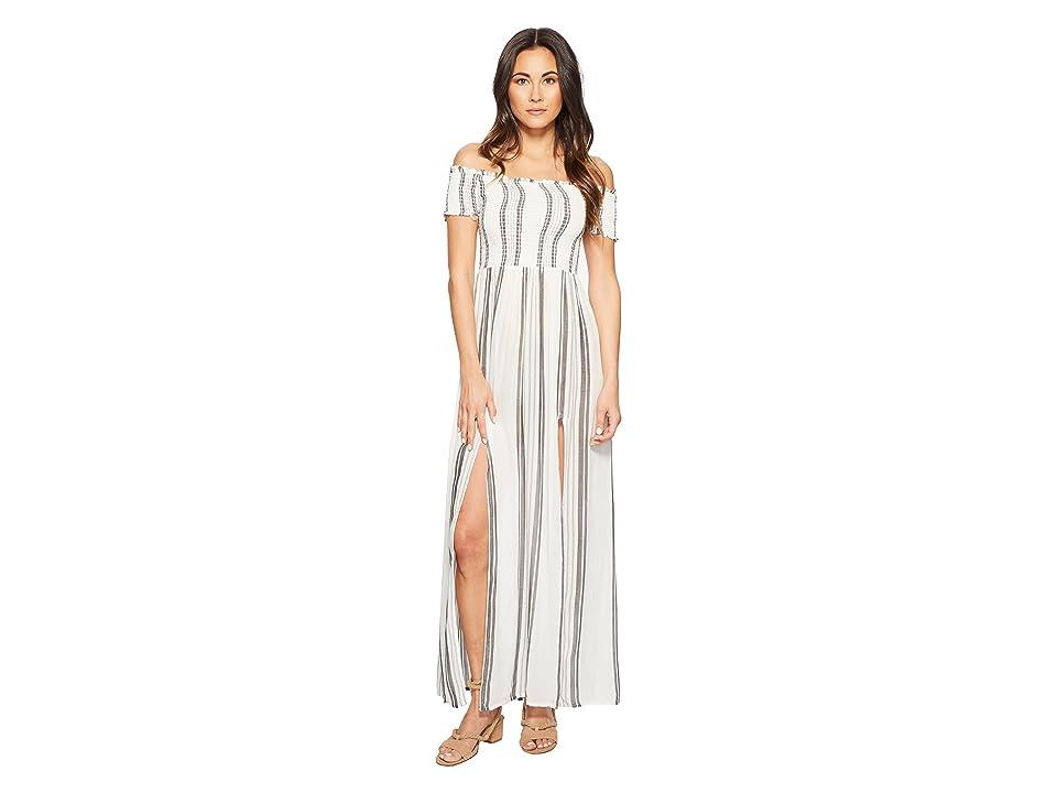Rip Curl Soulmate Maxi Dress (White) Women