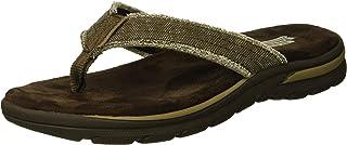 Skechers Men's Relaxed Fit Supreme Bosnia Sandal