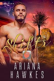 Shiftr: Swipe Left for Love (Andrea): BBW Lion Shifter Romance (Hope Valley BBW Dating App Romance Book 4)