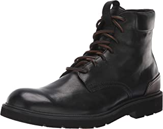 Men's Lights Lace Up Fashion Boot