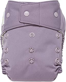 GroVia Reusable Hybrid Baby Cloth Diaper Snap Shell (Haze)