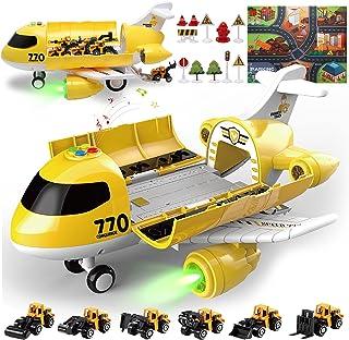 Juguete de avión, juguetes de avión para niños de 3 4 5 6 años