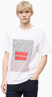 Calvin Klein Jeans Men's Star Print Logo T-Shirt