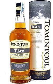 Tomintoul Tlath Speyside Glenlivet Single Malt Scotch Whisky 40% Alk.Vol. 0,7l