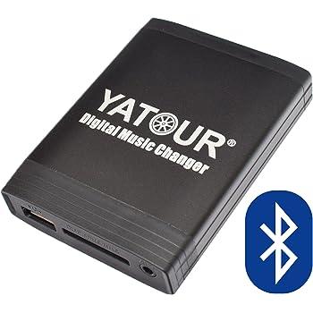 DJC Bluetooth A2DP vivavoce USB SD AUX per auto kit per Audi A4/A5/A6/Q7/MMI 2/G alta//base