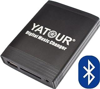 Yatour YTM06-TOY2-BT Adaptador de musica digital para coche USB, SD, AUX MP3 Bluetooth kit manos libres para Toyota TOY2