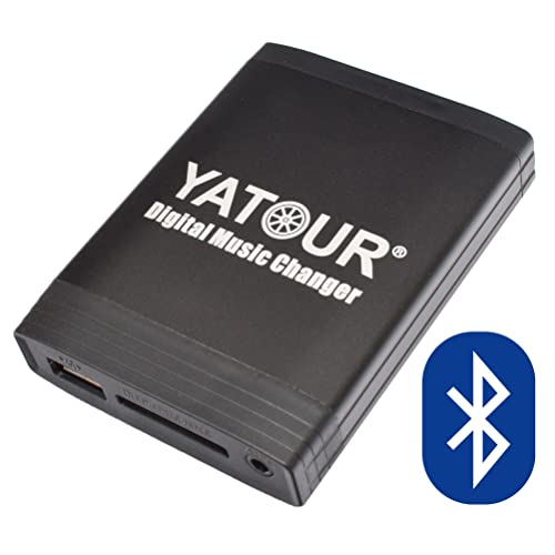 Yatour – Cargador digital de MP3 con cable USB para Ford Galaxy MK1, Transit MK5