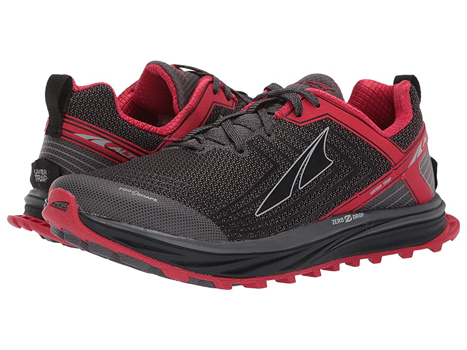 Image of Altra Footwear Timp 1.5 (Red/Gray) Men's Running Shoes