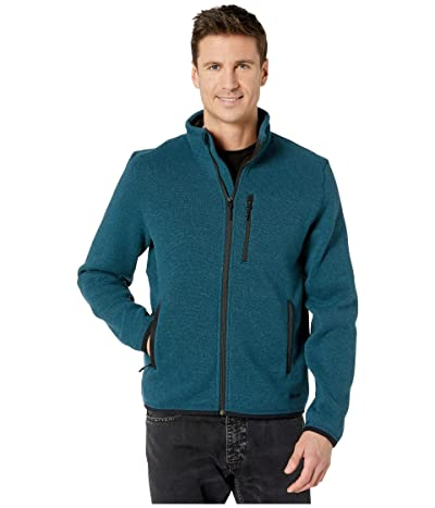 Filson Ridgeway Fleece Jacket (Mallard Teal) Men