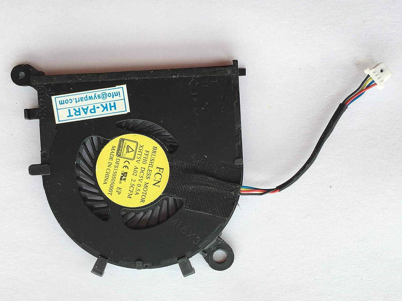 HK-Part Replacement Fan for Dell wholesale 13 XPS 9350 9343 13-9343