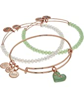 Alex and Ani Love Is In The Air - Sweet Set of Three