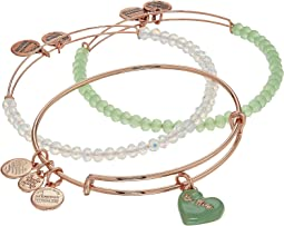 Alex and Ani - Love Is In The Air - Sweet Set of Three