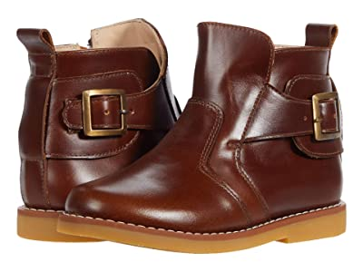 Elephantito Mel Bootie (Toddler/Little Kid/Big Kid) (Brown) Girl