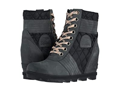 SOREL Lexie Wedge (Dark Slate) Women