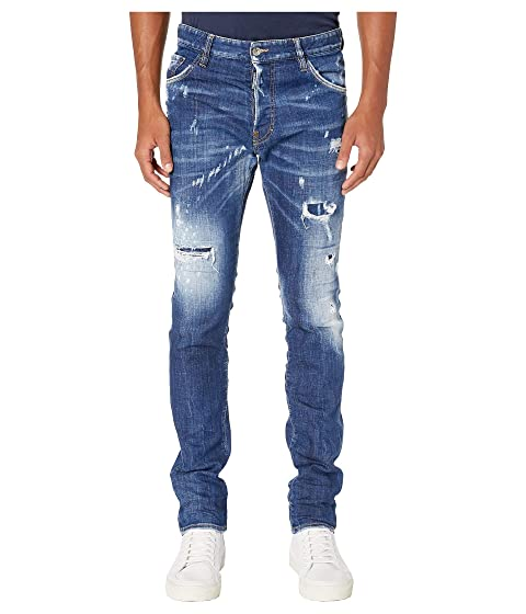 DSQUARED2 Medium Holes Wash Cool Guy Jeans