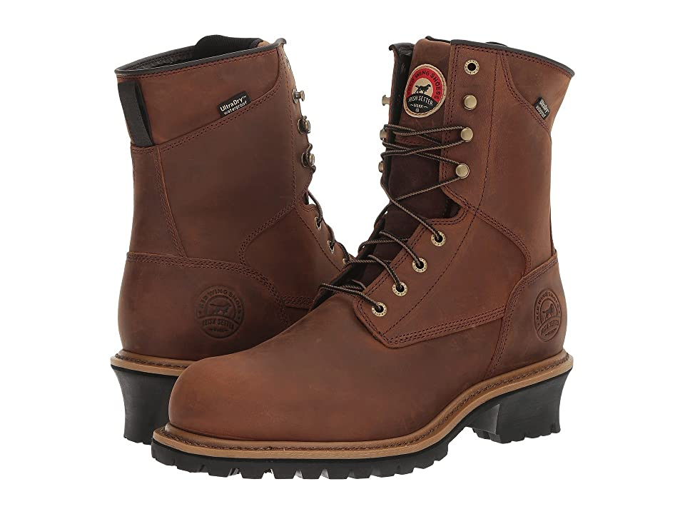 Irish Setter Mesabi 8 Soft Toe (Brown) Men