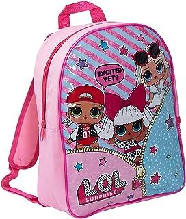 LOL Surprise - Mochila escolar para niñas