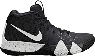 Mens Kyrie 4 TB Basketball Shoes (13 D(M) US) Black/White