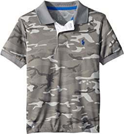 Camo Performance Lisle Polo (Toddler)