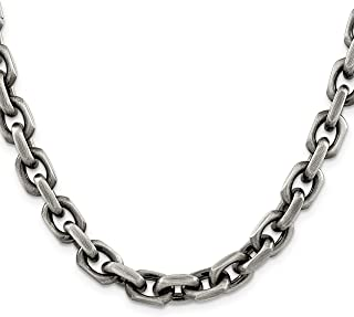 """Sterling Silver Chain 24"""""""