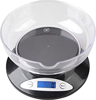 Weighmax Electronic Kitchen Scale - Weighmax 2810-2KG black