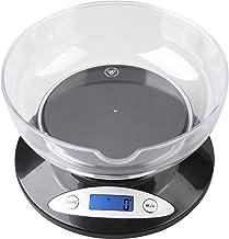 Balança eletrônica de cozinha Weighmax - peso máximo 2810-2 kg preta