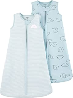 Carter's Baby Boys 2-Pack Cotton Sleepbag