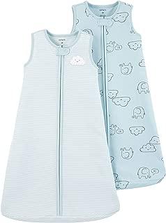 Carter's Baby Boys 2-Pack Cotton Sleepbag