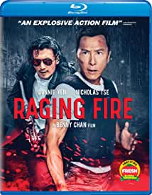 RAGING FIRE starring Donnie Yen arrives on Hi-YAH! Oct. 22 and on Blu-ray, DVD, Digital Nov. 23 from Well Go USA