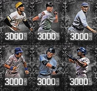 topps ichiro 3000 hit card