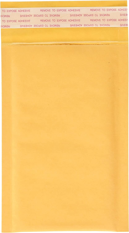 EcoSwift 100 Size #0000 4x6 Small Kraft Bubble Tampa Mall Max 55% OFF Seal Self Mailers