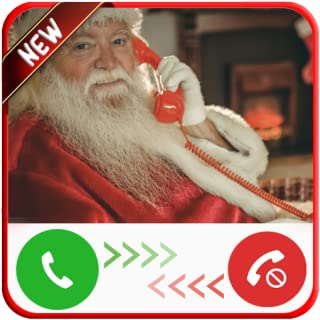 Answer Call From Santa 🎅🎅- Free Fake Phone Games Calls ID PRO 2019 And Fake Text SMS - PRANK