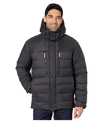 Fjallraven Keb Expedition Down Jacket (Black) Men