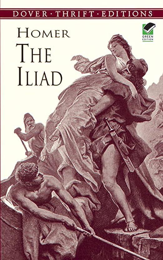 虫窒素スコアThe Iliad (Dover Thrift Editions) (English Edition)