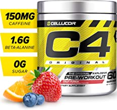 Best c4 pre workout supplement Reviews