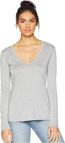 Madison Long Sleeve U-Neck