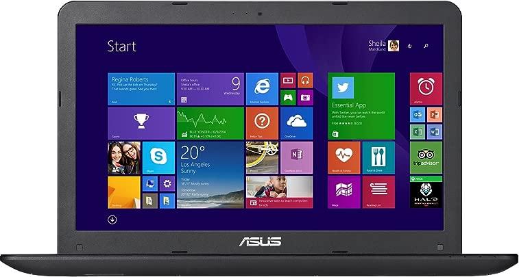 Asus F555LB-DM283H 39 6 cm  15 6 Zoll  Laptop  Intel Core i7-5500U  3GHz  12GB RAM  256GB SSD  NVIDIA GF 940M  DVD  Win 8 1  gelb