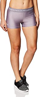 Under Armour Women's Heat Gear Short Sleeve Base Layer T-Shirt