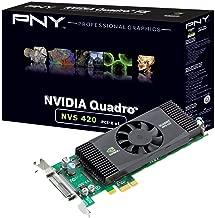 NVIDIA Quadro NVS 420 by PNY - Grafikkarten - 2 GPUs
