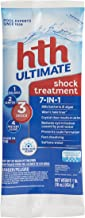 HTH 52012 Ultimate Shock Treatment Swimming Pool Cleaner, Single
