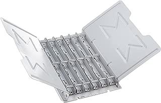 Martin Yale 66RS3G Master Catalog Steel Rack Starter Set, Gray, 6