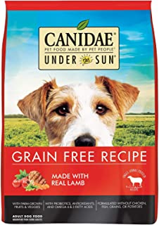 CANIDAEUnder The SunGrain Free Adult Dog Food With Lamb 23.5lbs