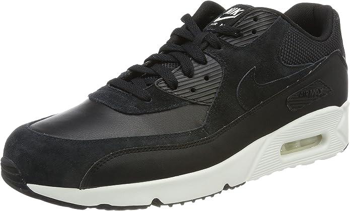 Nike Air Max 90 Ultra 2.0 LTR, Sneaker Uomo, Schwarz (Summit White ...