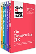 HBR's 10 Must Reads for HR Leaders Collection (5 Books) (English Edition)