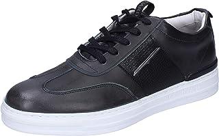 GUARDIANI Sneaker Uomo Pelle Blu