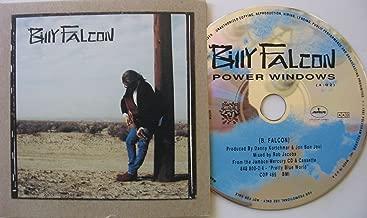Billy Falcon: Power Windows (Promo CD)