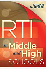 RTI in Middle and High Schools (English Edition) eBook Kindle